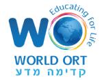 לוגו אנייר אורט העולמי משרד פרסום אהוי קריאייטיב סוכנות מיתוג דיגיטל